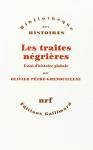 """Couverture du livre : """"Les traites négrières"""""""