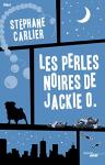"""Couverture du livre : """"Les perles noires de Jackie O."""""""