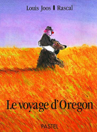 """Couverture du livre : """"Le voyage d'Oregon"""""""