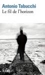 """Couverture du livre : """"Le fil de l'horizon"""""""