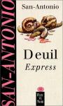 """Couverture du livre : """"Deuil express"""""""