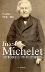 """Couverture du livre : """"Jules Michelet"""""""