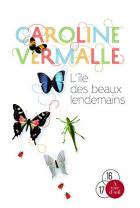 """Couverture du livre : """"L'île des beaux lendemains"""""""