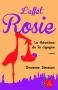 """Couverture du livre : """"L'effet Rosie"""""""