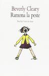 "Couverture du livre : ""Ramona la peste"""