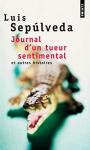"""Couverture du livre : """"Journal d'un tueur sentimental"""""""