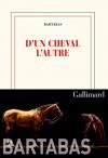 """Couverture du livre : """"D'un cheval l'autre"""""""