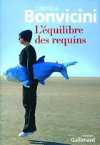 """Couverture du livre : """"L'équilibre des requins"""""""