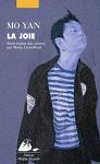 """Couverture du livre : """"La joie"""""""