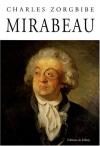 """Couverture du livre : """"Mirabeau"""""""