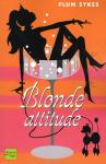 """Couverture du livre : """"Blonde attitude"""""""