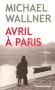 """Couverture du livre : """"Avril à Paris"""""""