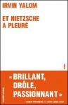 """Couverture du livre : """"Et Nietzsche a pleuré"""""""