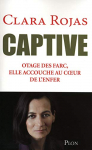 """Couverture du livre : """"Captive"""""""