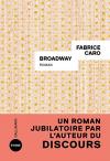 """Couverture du livre : """"Broadway"""""""