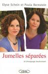 """Couverture du livre : """"Jumelles séparées"""""""