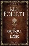 """Couverture du livre : """"Le crépuscule et l'aube"""""""