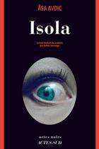 """Couverture du livre : """"Isola"""""""