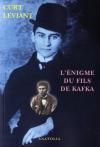 """Couverture du livre : """"L'énigme du fils de Kafka"""""""