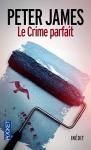 """Couverture du livre : """"Le crime parfait"""""""