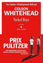 """Couverture du livre : """"Nickel boys"""""""
