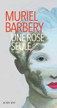"""Couverture du livre : """"Une rose seule"""""""
