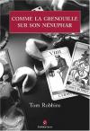 """Couverture du livre : """"Comme la grenouille sur son nénuphar"""""""