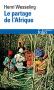 """Couverture du livre : """"Le partage de l'Afrique"""""""