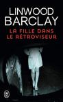 """Couverture du livre : """"La fille dans le rétroviseur"""""""