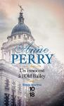 """Couverture du livre : """"Un innocent à l'Old Bailey"""""""