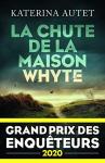 """Couverture du livre : """"La chute de la maison Whyte"""""""