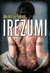 """Couverture du livre : """"Irezumi"""""""
