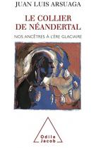 """Couverture du livre : """"Le collier de Néandertal"""""""