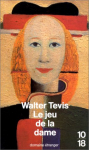 """Couverture du livre : """"Le jeu de la dame"""""""