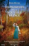 """Couverture du livre : """"Les promesses de la Nouvelle-France"""""""