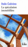 """Couverture du livre : """"La spéculation immobilière"""""""