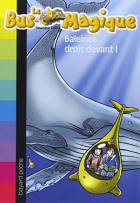 """Couverture du livre : """"Baleines droit devant !"""""""