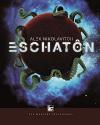 """Couverture du livre : """"Eschatôn"""""""