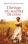 """Couverture du livre : """"L'héritage du maître de chai"""""""