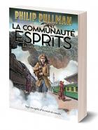 """Couverture du livre : """"La communauté des esprits"""""""
