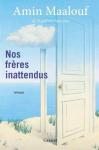 """Couverture du livre : """"Nos frères inattendus"""""""