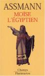 """Couverture du livre : """"Moïse l'Égyptien"""""""