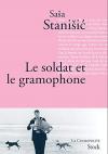"""Couverture du livre : """"Le soldat et le gramophone"""""""