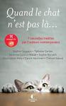 """Couverture du livre : """"Quand le chat n'est pas là ..."""""""