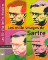 """Couverture du livre : """"Les mille visages de Sartre"""""""