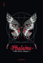 """Couverture du livre : """"Phalaina"""""""