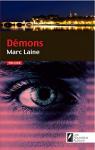 """Couverture du livre : """"Démons"""""""
