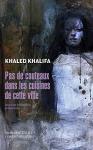 """Couverture du livre : """"Pas de couteaux dans les cuisines de cette ville"""""""
