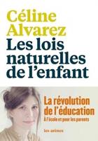 """Couverture du livre : """"Les lois naturelles de l'enfant"""""""