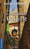 """Couverture du livre : """"Les mystères de Camille"""""""